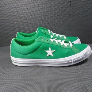 Mens Sz 13 Converse One Star Ox Trainers